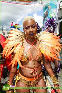 YUMA's REIGN, Carnival 2015