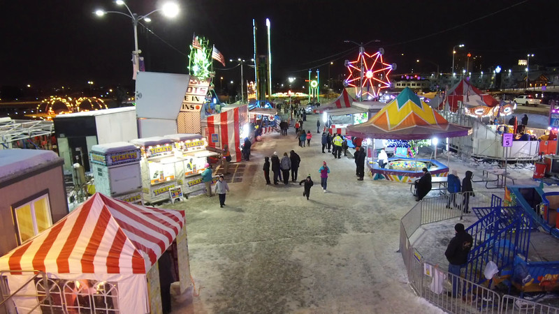 OSMO at the carnival