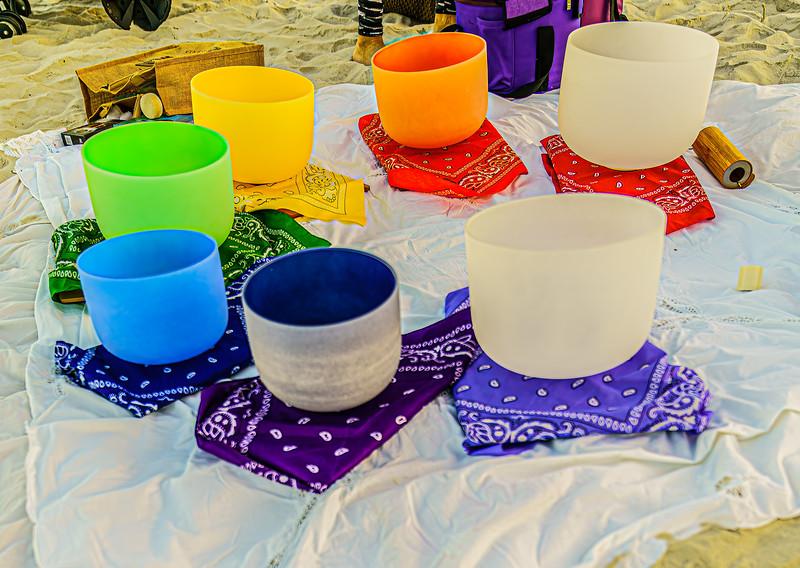 Bowls on the Beach