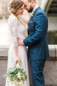 Carol and Joseph - London Elopement 034