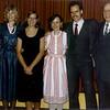 Irene, Elizabeth, Mary, Carol Paul and Gerhard