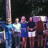 August 4, 1970<br /> outside Esther and Al Nordeens home<br /> Irene, Russ, Mary, Carol, Elizabeth and Paul