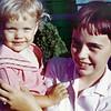 1958<br /> Carol and Elizabeth