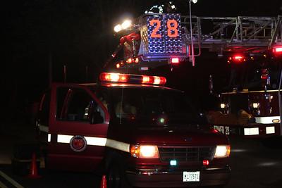 Carol Stream Special Alarm Barn Fire 6-10-2012