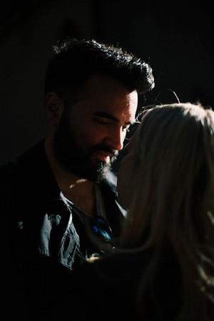 Carolin + Giovanni Engagement