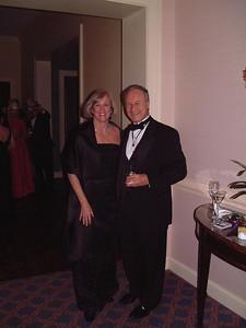 Charlotte and Ward Purrington