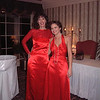 Red gown ladies