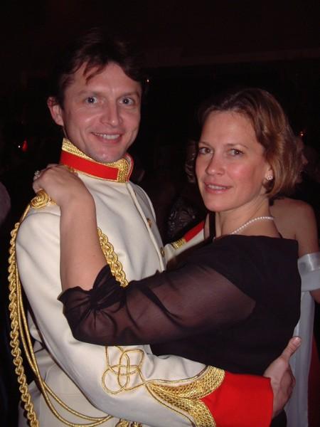 Timour and Lori