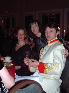 Lori, Jenny, and Timour
