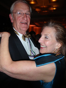 Ralph and Francine Roberson