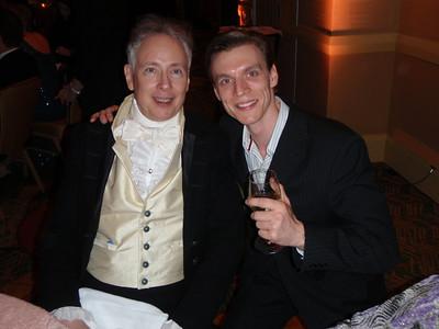 Rob and Richie Krusch (principal dancer)