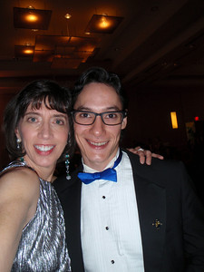 Jenny and Marcelo Martinez (principal dancer)