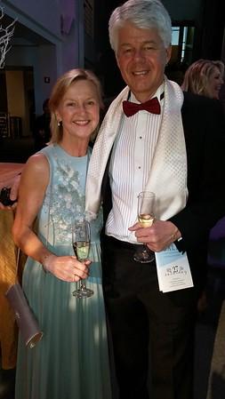 Elisabeth and Lars