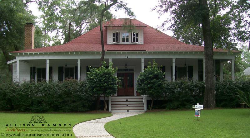 Allison Ramsey House Plans | Bay Point Cottage Allisonramseyarchitects