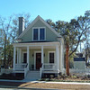 The Broad River Cottage Plan by Allison Ramsey Architects built at I'on in Mount Pleasant, South Carolina. This plan is 1507 Heated Square Feet, 3 Bedrooms & 2 1/2 Bathrooms. Carolina Inspirations Book I, Page 69, C0028.