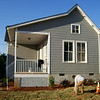 Lafayette Cottage by Allison Ramsey Architects built at Arsenal Hill in Columbia, South Carolina. This plan is 831 Heated Square Feet, 1 Bedroom & 1 Bathroom. Carolina Inspirations Book I, Page 89, C0049