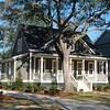 The Oak Spring Plan by Allison Ramsey Architects. This plan is 1897 Heated Square Feet, 3 Bedrooms & 2 1/2 Bathrooms. Carolina Inspirations Book I, Page 74, C0023.