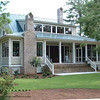 The Shadowlawn Plan by Allison Ramsey Architects built at Oldfield in Okatie, Beaufort County, South Carolina. This Plan is 3356 Heated Square Feet, 3 Bedrooms and 3 1/2 Bathrooms. Carolina Inspirations Book I, Page 41, C0053.