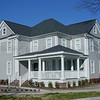 Tallmadge plan by Allison Ramsey Architects.  This plan is 2812 Heated Square Feet, 3 Bedrooms and 3 Bathrooms. Carolina Inspirations Book I, page 38, C0240.