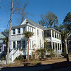 The Ames II Plan by Allison Ramsey Architects built at I'on in Mount Pleasant, South Carolina. This plan is 1992 Heated Square Feet, 2 Bedrooms and 3 Bathrooms. Carolina Inspirations Book I, Page 18, C0218.