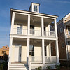 The Barclay Plan by Allison Ramsey Architects built at East Beach in Norfolk, Virginia. This plan is 1549 Heated Square Feet, 2 Bedrooms and 2 1/2 Bathrooms. Carolina Inspirations Book I, Page 42, C0228.