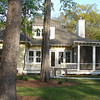 The Bermuda Bluff Cottage by Allison Ramsey Architects built at Fuller Street Cottages in Beaufort, South Carolina. This plan is 2007 Heated Square Feet, 3 Bedrooms and 3 Bathrooms. Carolina Inspirations Book I, Page 19, C0002.