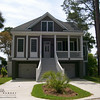The Eden Plan by Allison Ramsey Architects built on Fripp Island in Beaufort County, South Carolina. This plan is 2461 Heated Square Feet, 4 Bedrooms and 3 Bathrooms. Carolina Inspirations Book I, Page 4, C0231.