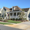 The Elderberry by Allison Ramsey Architects built at Culpepper Landing in Norfolk, Virginia. This plan is 2317 Heated Square Feet, 3 Bedrooms & 3 Bathrooms. Carolina Inspirations Book I, Page 53, C0047.