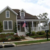 The Elderberry Plan by Allison Ramsey Architects built at Culpepper Landing in Chesapeake, Virginia. This plan is 2317 Heated Square Feet, 3 Bedrooms & 3 Bathrooms. Carolina Inspirations Book I, Page 53, C0047.