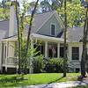The Hayek Plan by Allison Ramsey Architects built at Newpoint in Beaufort, South Carolina. This plan is 1727 Heated Square Feet, 3 Bedrooms & 3 Bathrooms. Carolina Inspirations Book I, Page 85, C0026.