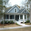 The Hayek Plan by Allison Ramsey Architects. This plan is 1727 Heated Square Feet, 3 Bedrooms & 3 Bathrooms. Carolina Inspirations Book I, Page 85, C0026.