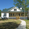 The Inlet Retreat by Allison Ramsey Architects built in Lake Oconee, Georgia. This plan is 2193 Heated Square Feet, 3 Bedrooms and 3 Bathrooms. Carolina Inspirations Book I, Page 12, C0037