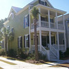 The Legare Plan by Allison Ramsey Architects built at I'on in Mount Pleasant, South Carolina. This plan is 2105 Heated Square Feet, 3 Bedrooms and 3 1/2 Bathrooms. Carolina Inspirations Book I, Page 16, C0221.