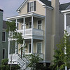 The Legare Plan by Allison Ramsey Architects built at Battery Point in Beaufort, South Carolina. This plan is 2105 Heated Square Feet, 3 Bedrooms and 3 1/2 Bathrooms. Carolina Inspirations Book I, Page 16, C0221.
