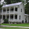 The Pendleton Plan by Allison Ramsey Architects built at Habersham in Beaufort, South Carolina. This plan is 2188 Heated Square Feet, 4 Bedrooms & 3 1/2 Bathrooms. Carolina Inspirations Book I, Page 82, C0044.