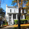 The Radcliffe plan by Allison Ramsey Architects. This plan is 1738 Heated Square Feet, 3 Bedrooms and 3 Bathrooms. Carolina Inspirations Book I, page 39, C0032.