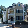 The Regency Plan by Allison Ramsey Architects. This plan is 2124 Heated Square Feet, Loft 539 Sq. Ft., 3 Bedrooms and 3 1/2 Bathrooms. Carolina Inspirations Book I, Page 49, C0071.