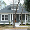 The St. Helena Plan by Allison Ramsey Architects. This plan is 2458 Heated Square Feet, 4 Bedrooms and 3 Bathrooms. Carolina Inspirations Book I, Page 47, C0024.
