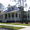 The St. Helena Plan by Allison Ramsey Architects built on Daniel Island in Charleston, South Carolina. This plan is 2458 Heated Square Feet, 4 Bedrooms and 3 Bathrooms. Carolina Inspirations Book I, Page 47, C0024.