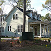 The Valley Farm Cottage Plan by Allison Ramsey Architects built on Fuller Street in Beaufort, South Carolina. This plan is 1619 Heated Square Feet, 3 Bedrooms & 2 Bathrooms. Carolina Inspirations Book I, Page 88, C0081.
