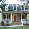 The Valley Farm Cottage Plan by Allison Ramsey Architects. This plan is 1619 Heated Square Feet, 3 Bedrooms & 2 Bathrooms. Carolina Inspirations Book I, Page 88, C0081.