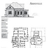 The Abbeville Plan by Allison Ramsey Architects is 2945 Heated Square Feet, 4 Bedrooms and 3 Bathrooms. Carolina Inspirations, Book II, Page 62, C0401.