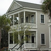 The Barclay II Plan by Allison Ramsey Architects built at I'on in Mount Pleasant, South Carolina. This plan is 1909 Heated Square Feet, 3 Bedrooms and 2 1/2 Bathrooms. Carolina Inspirations, Book II, Page 59, C0398.