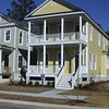 The Barclay II Plan by Allison Ramsey Architects built at Lake Carolina in Greenville, South Carolina. This plan is 1909 Heated Square Feet, 3 Bedrooms and 2 1/2 Bathrooms. Carolina Inspirations, Book II, Page 59, C0398.
