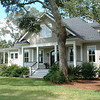 The Bermuda Bluff II Plan by Allison Ramsey Architects built in Beaufort, South Carolina. This variation is 2739 Heated Square Feet, 3 Bedrooms and 2 1/2 Bathrooms. Carolina Inspirations, Book II, Page 63, C0402.