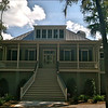 The Bermuda Bluff II by Allison Ramsey Architects built at Secession in Beaufort, South Carolina. This plan is 2533 Heated Square Feet, 4 Bedrooms and 3 Bathrooms. Carolina Inspirations, Book II, Page 63, C0402.