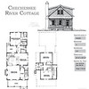 This plan is 1754 Heated Square Feet, 3 Bedrooms and 2.5 Bathrooms. Carolina Inspirations, Book II, Page 45, C0345.