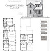 This plan is 1945 Heated Square Feet, 4 Bedrooms & 4 Bathrooms. Carolina Inspirations Book II, Page 27, C0343.