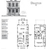This plan is 2026 Heated Square Feet, 3 Bedrooms and 2.5 Bathrooms. Carolina Inspirations, Book II, Page 2, C0336.