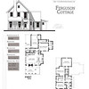 This plan is 1948 Heated Square Feet, 4 Bedrooms and 3 1/2 Bathrooms. Carolina Inspirations, Book II, Page 46, C0385.